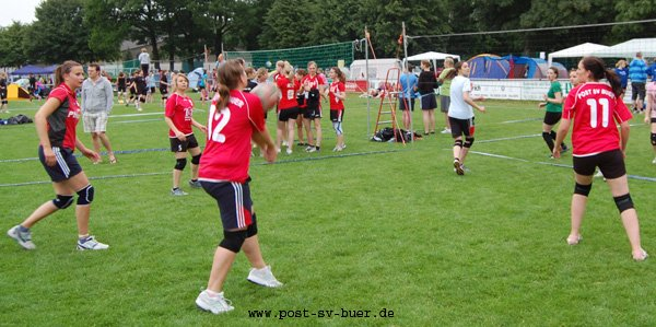 Volleyballturnier Issum 004